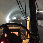 2017唐桑地区トンネル舗装工事1